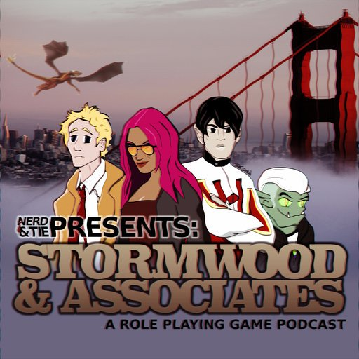 Stormwood and Associates Actual Play Podcast