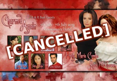 UK Based 'Charmed Again' Cancelled Two Weeks Before Convention