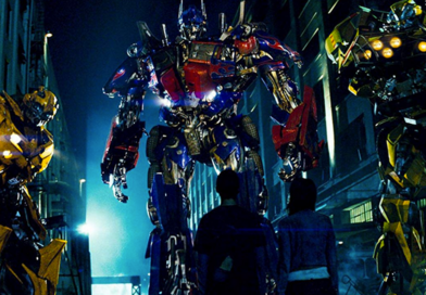Transformers (2007) – Before and After