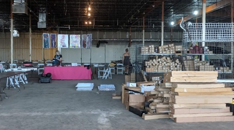 Tokyo in Tulsa Puts Its Vendor Room a Nine Minute Drive Away in a Former Hobby Lobby