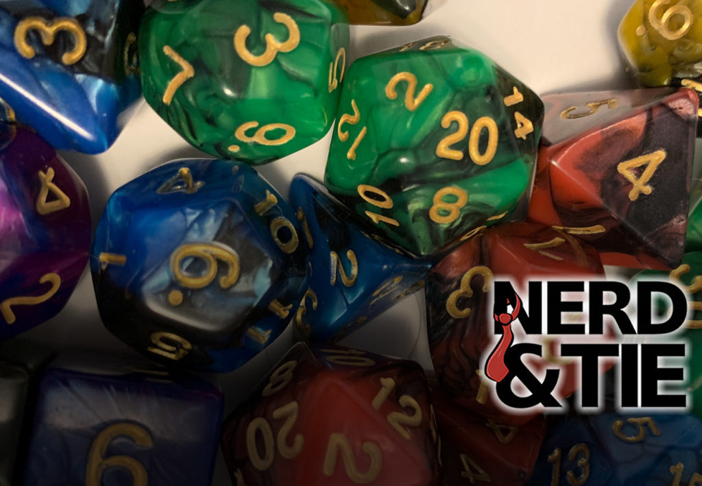 146  Our Favorite Tabletop Stories Nerd And Tie podcast