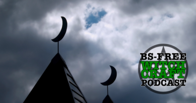 15. Witchcraft vs Paganism