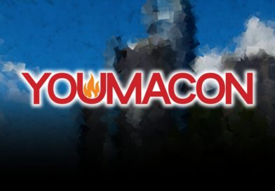 Find Trae (and see Nerd & Tie LIVE!) at Youmacon 2019!
