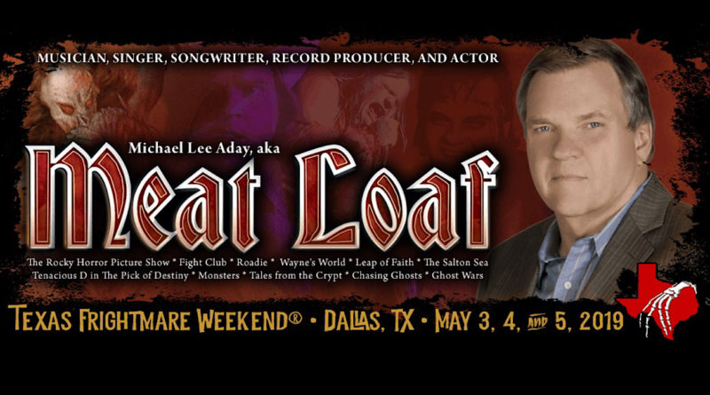 Meat Loaf Suing Horror Convention Texas Frightmare Weekend