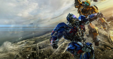 Transformers The Last Knight – Before and After